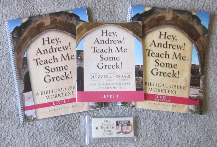 Greek Level 1 Full Set