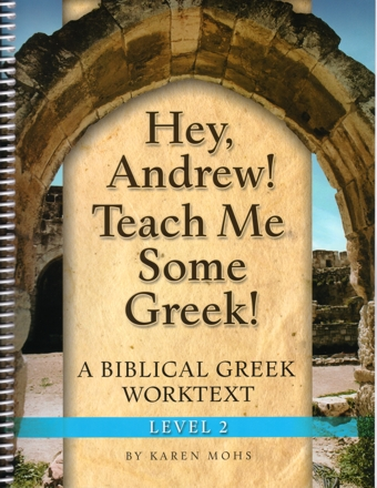 Greek Level Two Student Workbook