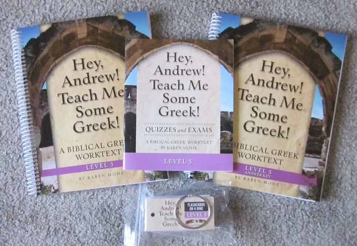 Greek Level 5 Full Set