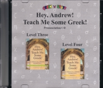 Greek Audio CD for Levels 3 and 4