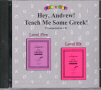 Greek Audio CD for Levels 5 and 6