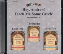 Greek Audio CD for Reader, Levels 1 and 2