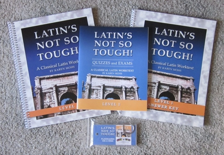 Latin Level 1 Full Set