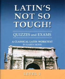 Latin Level 1 Quizzes and Exams