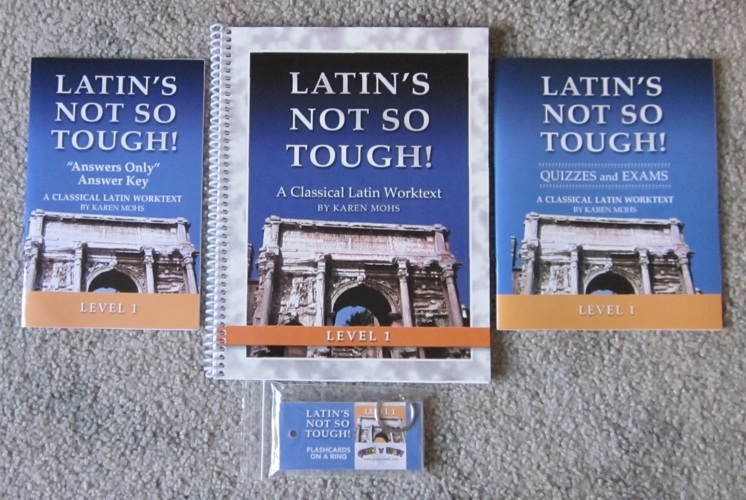 Latin Level 1 Short Set