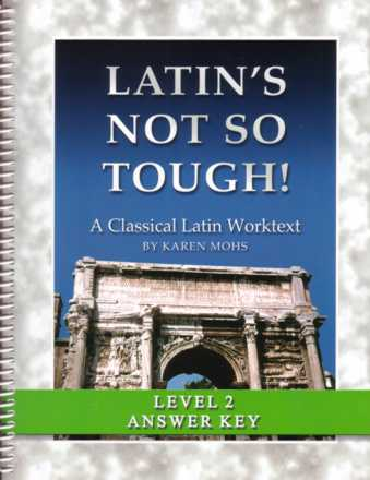 Latin Level 2 Full Text Answer Key