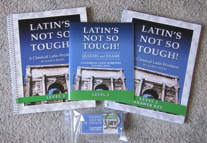 Latin Level 2 Full Set