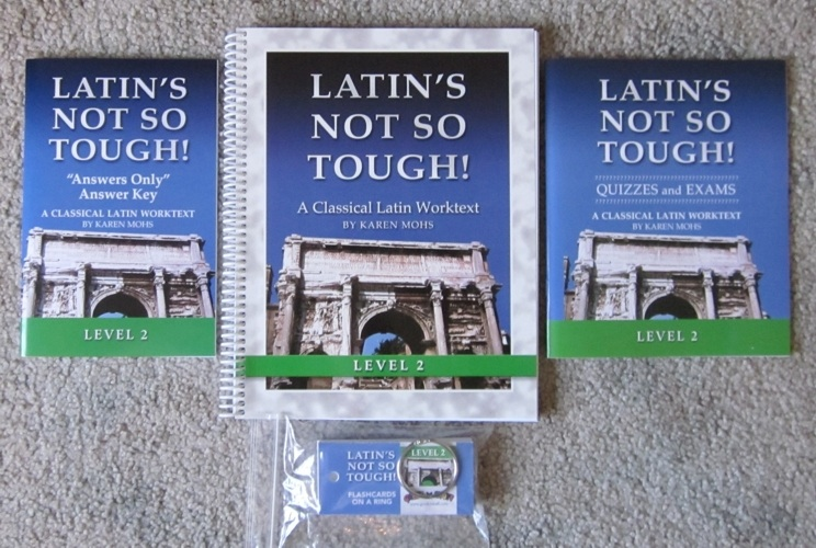 Latin Level 2 Short Set