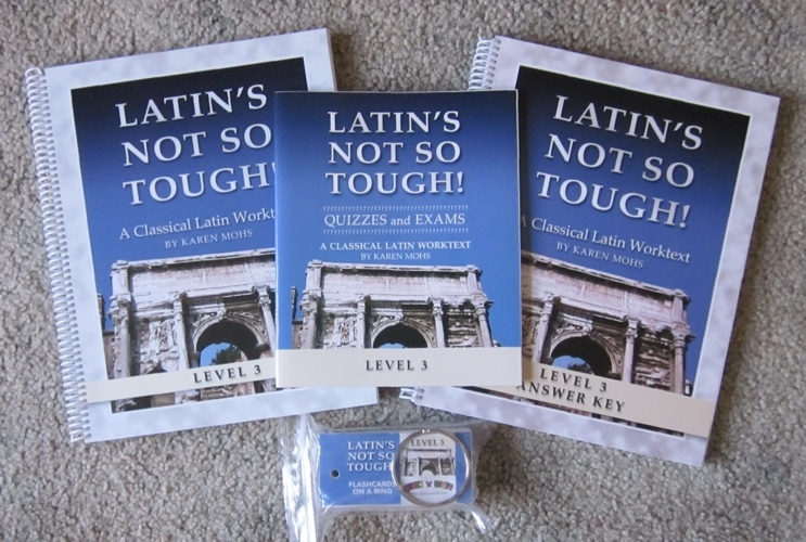 Latin Level 3 Full Set
