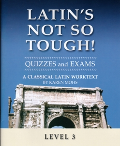 Latin Level 3 Quizzes and Exams
