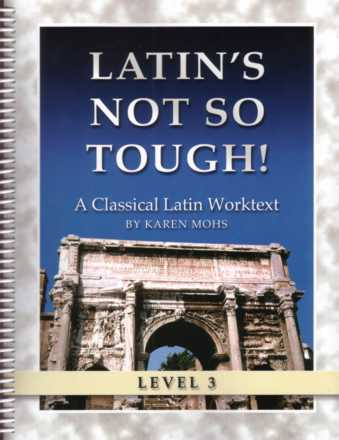 Latin Level Three Student Workbook