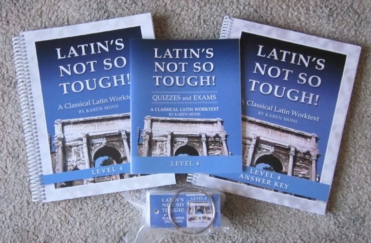 Latin Level 4 Full Set