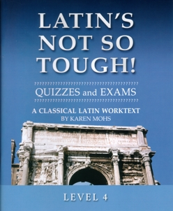 Latin Level 4 Quizzes and Exams