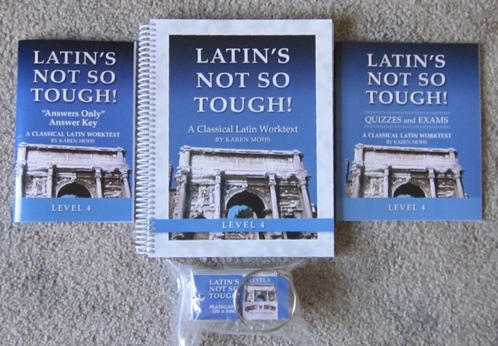 Latin Level 4 Short Set