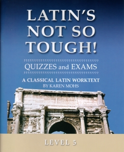 Latin Level Five Quizzes/Exams