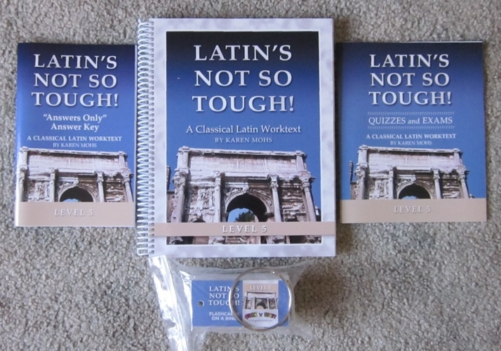 Latin Level 5 Short Set
