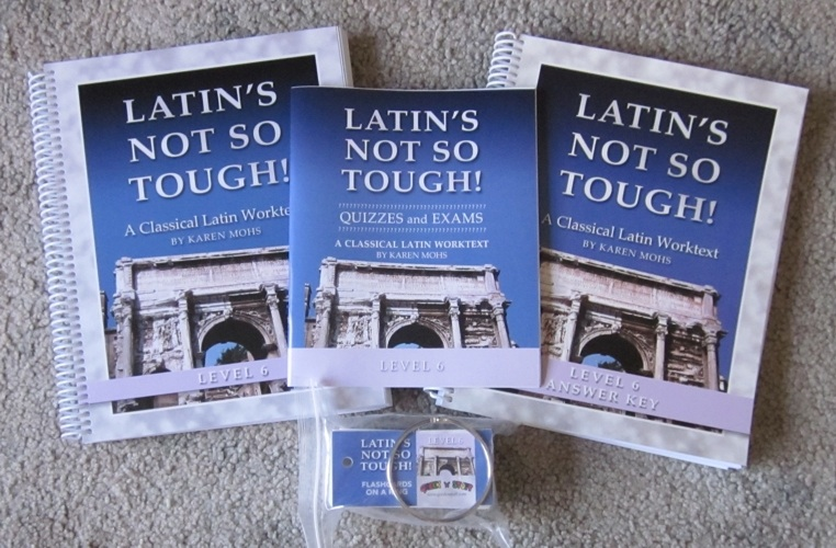 Latin Level 6 Full Set
