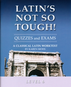 Latin Level 6 Quizzes and Exams