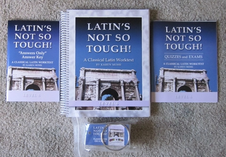 Latin Level 6 Short Set