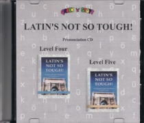 Latin Audio CD for Levels 4 and 5
